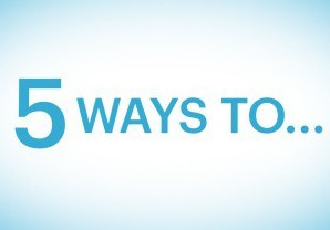 5 ways to succeed in life