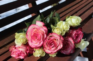 Fragrance of a flower…