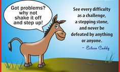 In a crisis?… Step up!