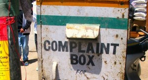 How to stop complaining….
